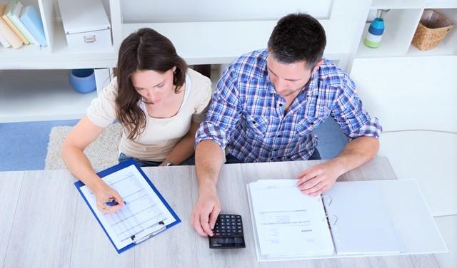 Расчет семейного бюджета