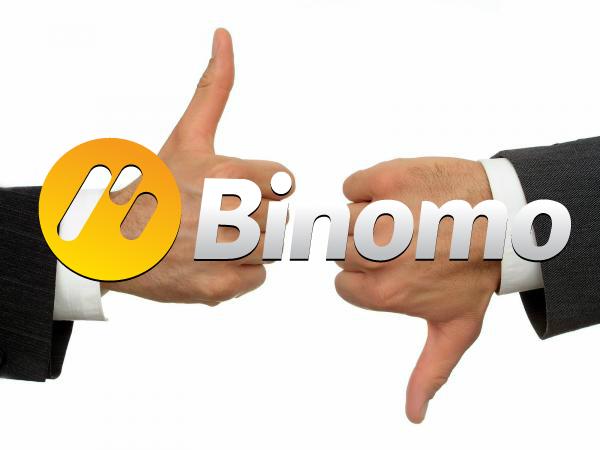 Биномо отзывы